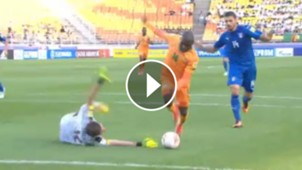 Zambia Italia Penalty World Cup U20 Video Play