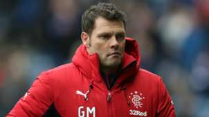 Rangers Graeme Murty