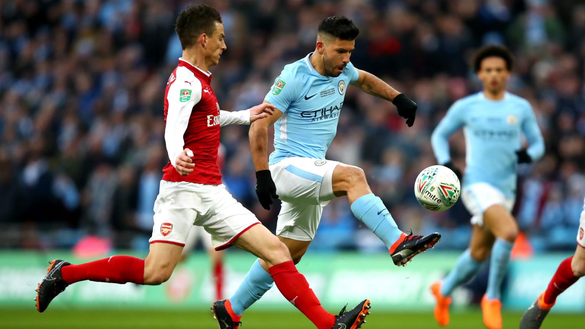 ManCity ballert Arsenal weg und holt League Cup