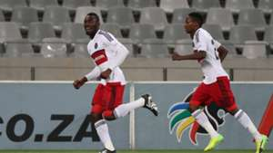 Orlando Pirates, Dove Wome & Thembinkosi Lorch