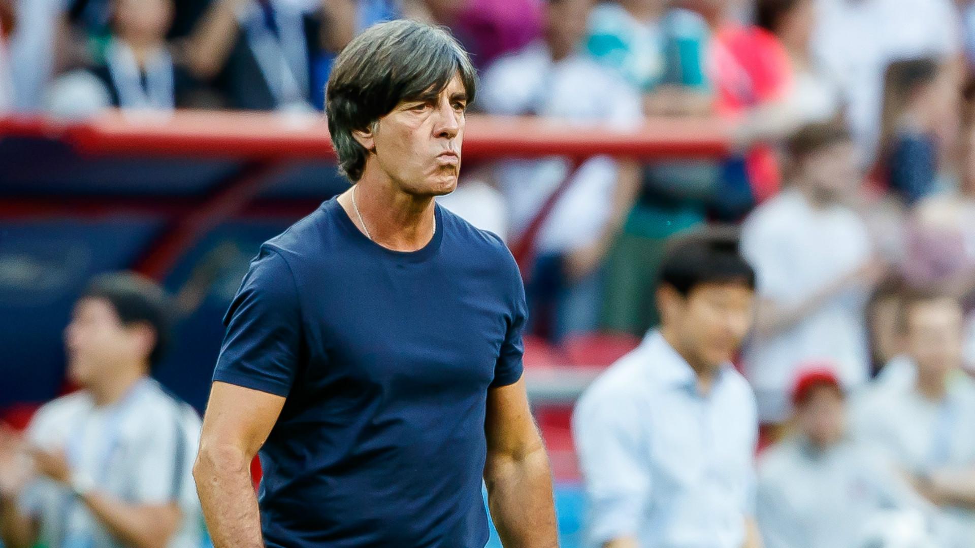 Joachim Löw Germany WC 2018 27082018