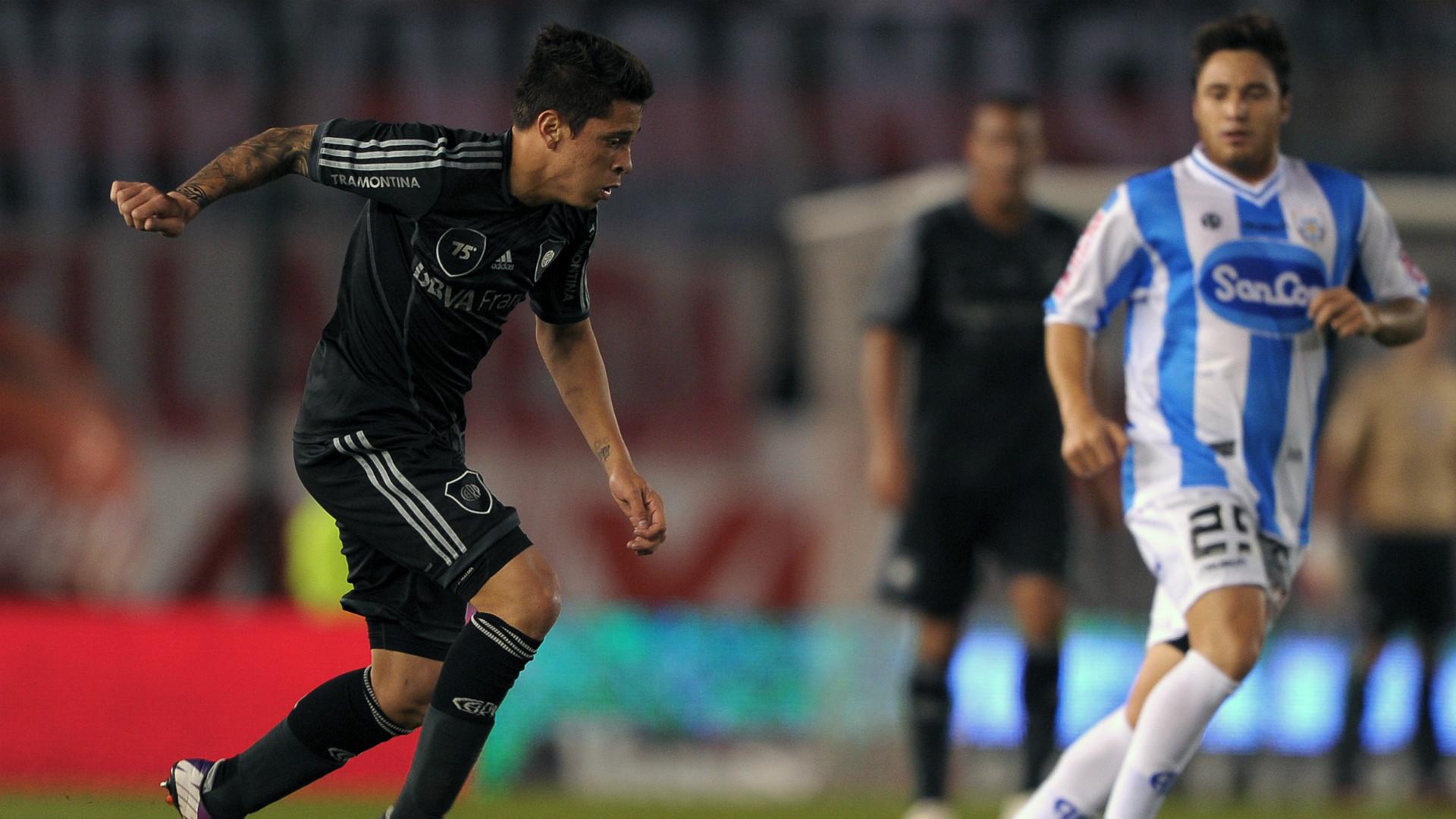 Juan Iturbe River Plate 2013