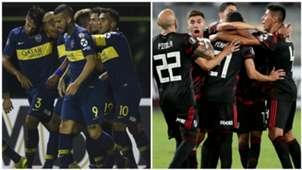 Boca River Clasificacion Libertadores