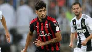Lucas Paqueta Juventus Milan Supercoppa