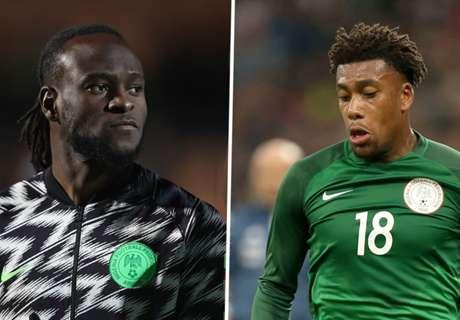 Nigeria's 2018 World Cup squad predicted