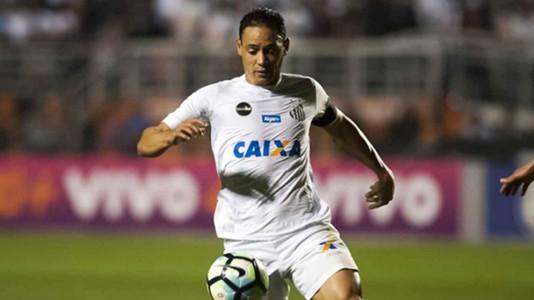 Ricardo Oliveira Santos Flamengo Brasileirao Serie A 02082017