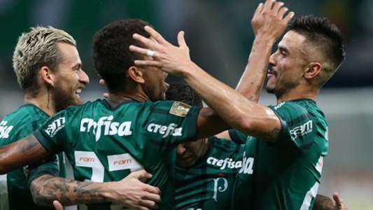 Willian Bigode Marcos Rocha Lucas Lima Palmeiras Novorizontino 21032018 Paulista