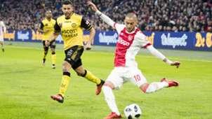 Hakim Ziyech, Ajax, Eredivisie 11262017