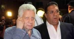 مرتضى منصور - أحمد جلال إبراهيم