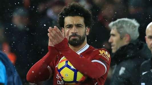 Mohamed Salah Liverpool Watford