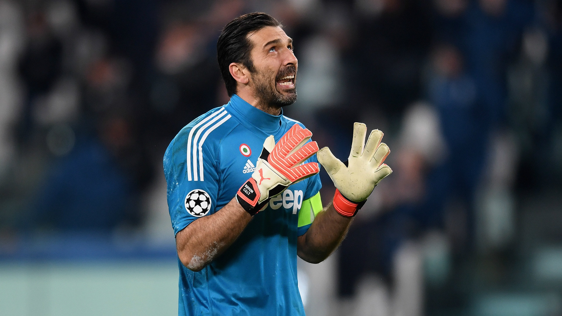 Juventus, Marotta sul futuro di Buffon: