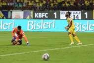 Kerala Blasters Bengaluru FC CK Vineeth Gurpreet Singh