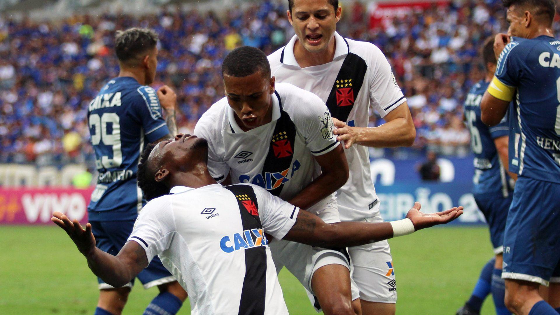 Paulao Cruzeiro Vasco Brasileirao Serie A 26112017
