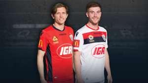 Adelaide United kits 2018/19