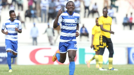 Alexis Kitenge of AFC Leopards