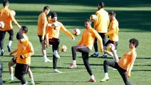 Galatasaray Training