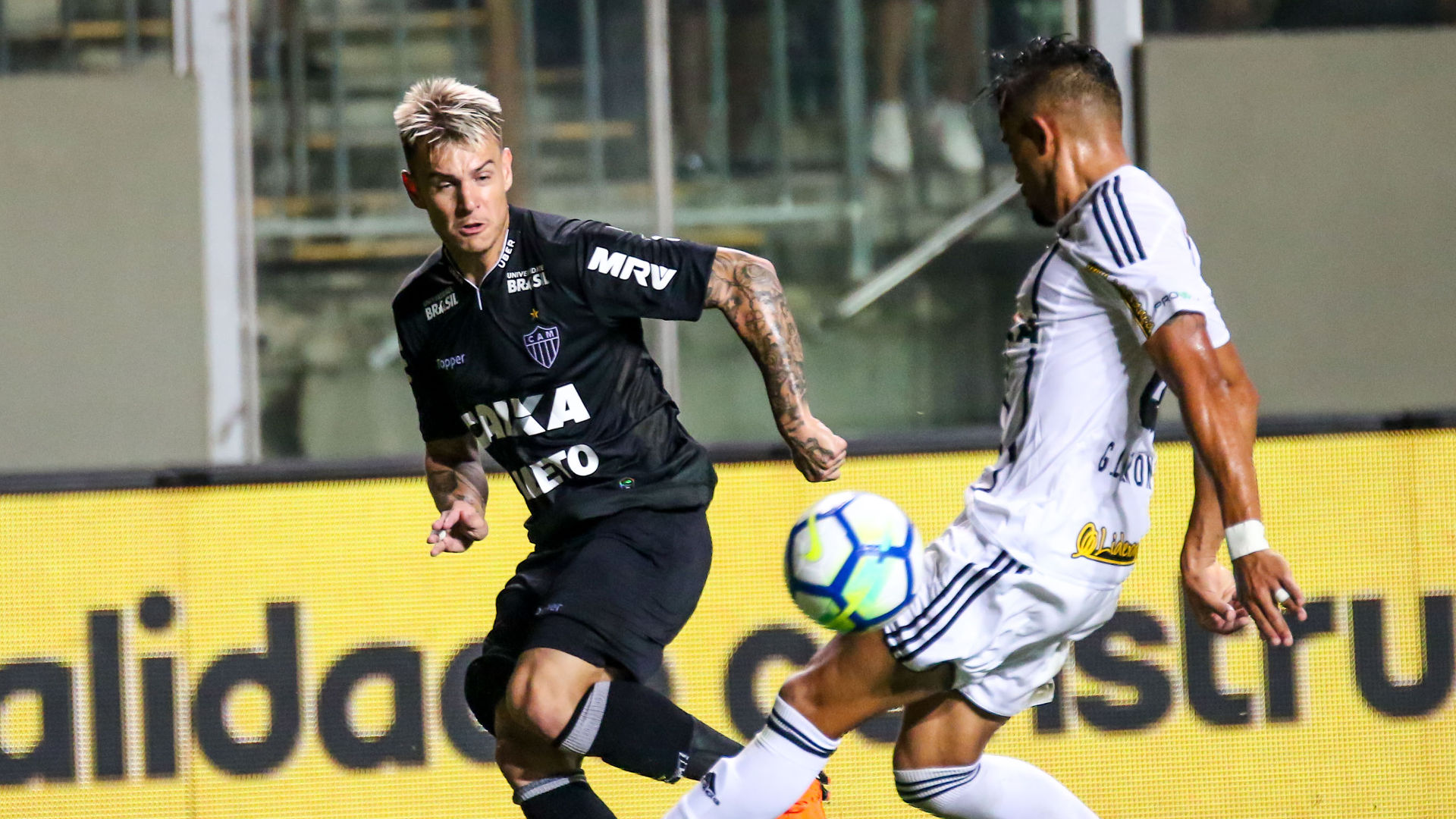 Roger Guedes Atletico-MG Figueirense 14032018 Copa do Brasil