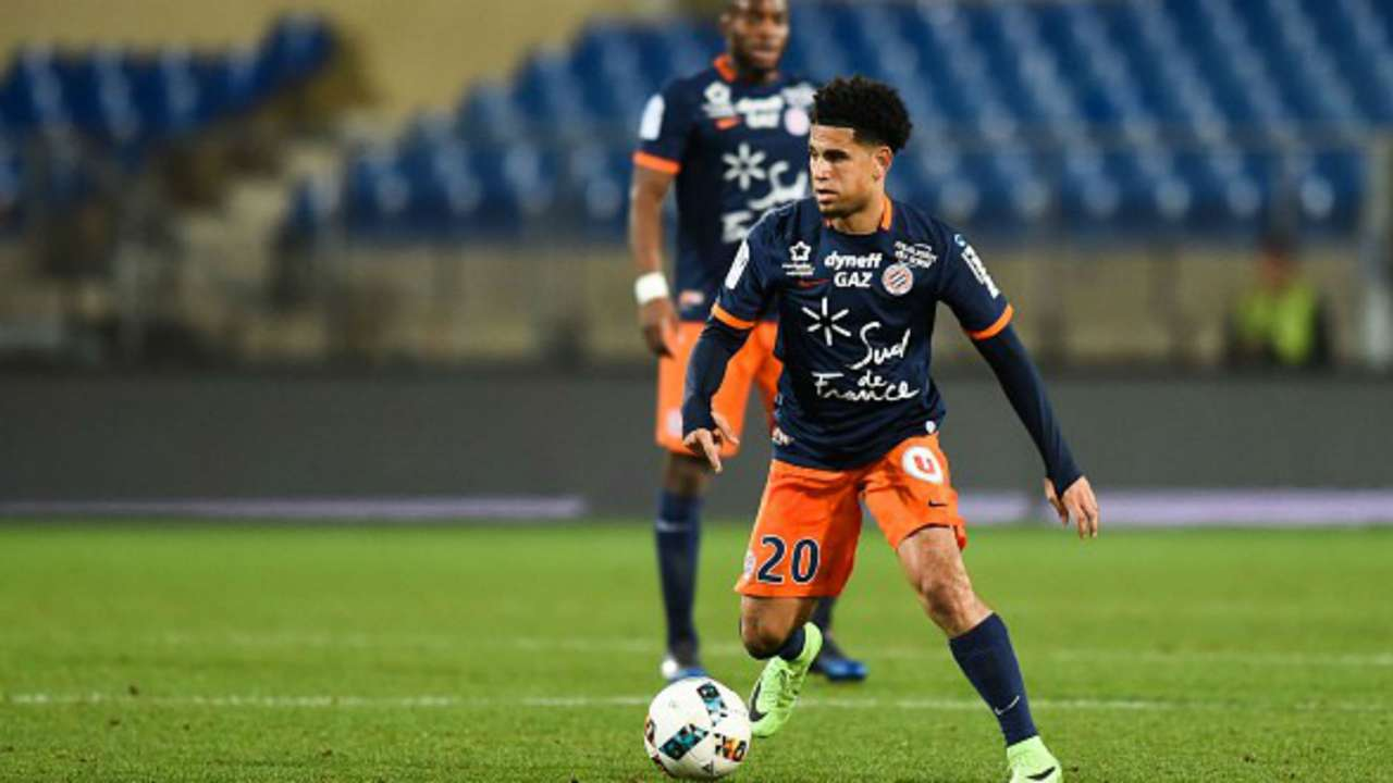 Montpellier, Keagan Dolly