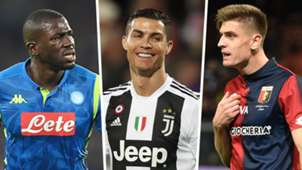 Serie A Team of the Season