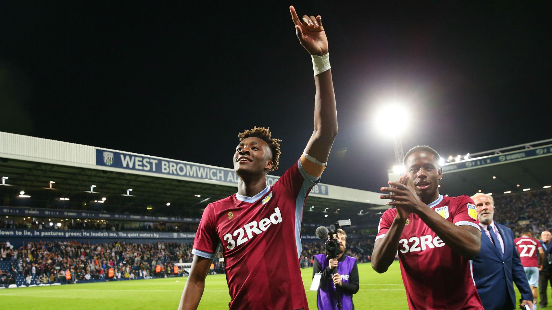 West Brom's Hegazi falters but Abraham sends Aston Villa ...