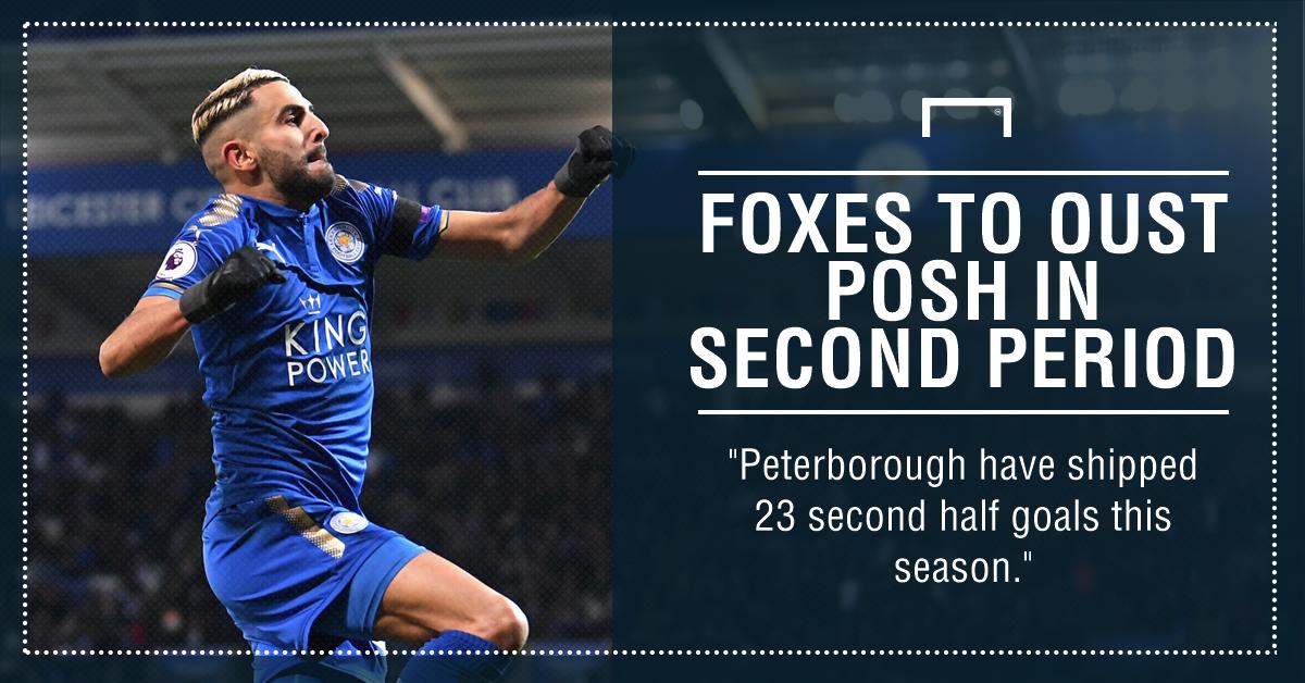 Peterborough Leicester graphic