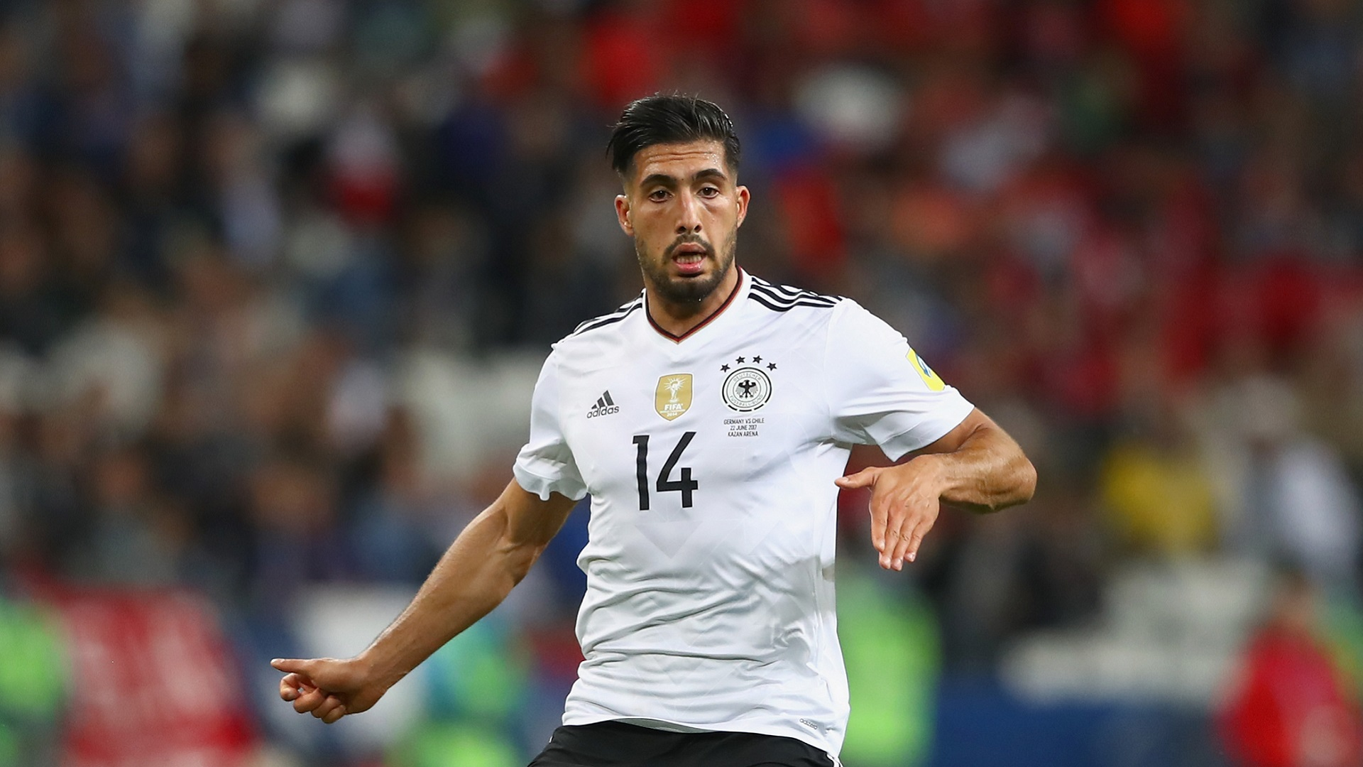 2017-06-27 Emre CAN Germany