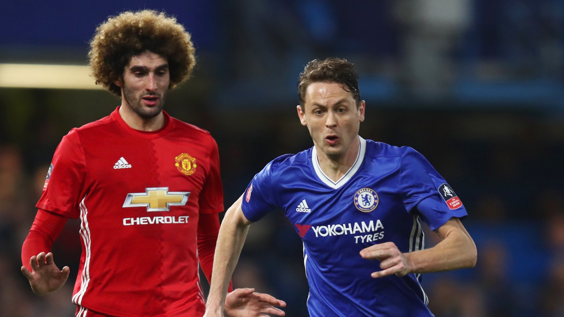 Serbian midfielder Matic moves to Manchester United