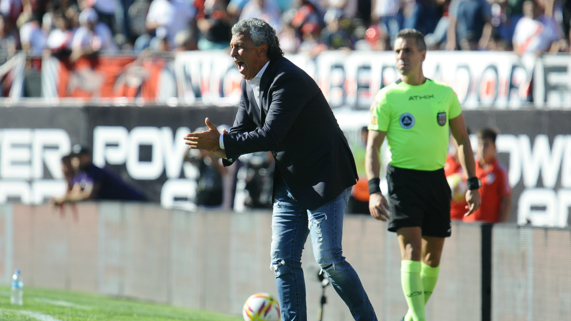 Gorostio River Tigre Superliga Fecha 26