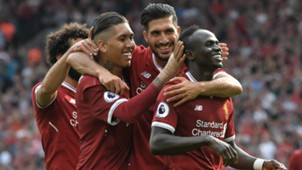 Sadio Mane Liverpool 2017