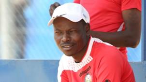 Harambee Stars coach Stanley Okumbi.