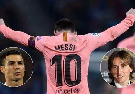 Alba ridicules Ballon d'Or in Messi, Modric & Ronaldo rant