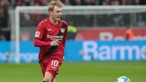 Julian Brandt Bayer Leverkusen 28012018