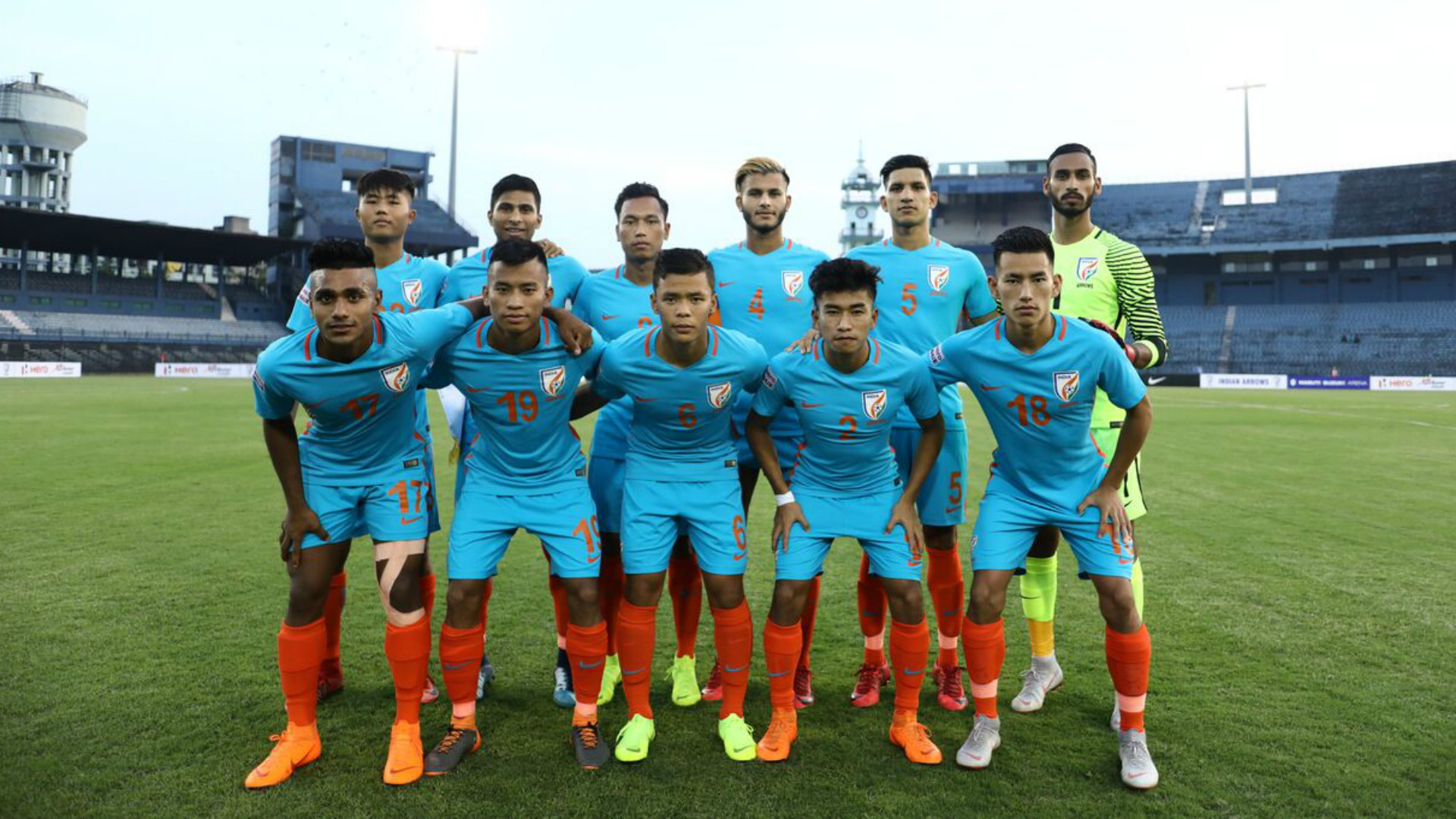 Indian Arrows vs Lajong I-League 2018-19