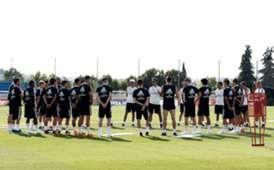 Lopetegui entrenamiento Real Madrid