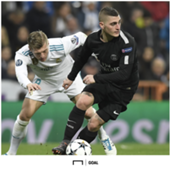 Verratti Real Madrid PSG