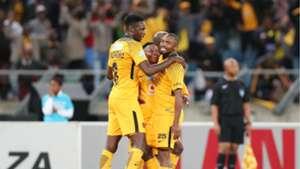 Kaizer Chiefs celebrate AmaZulu win in TKO