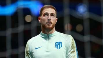 Jan Oblak Atlético Madrid