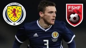 GFX Schottland Albanien 2018