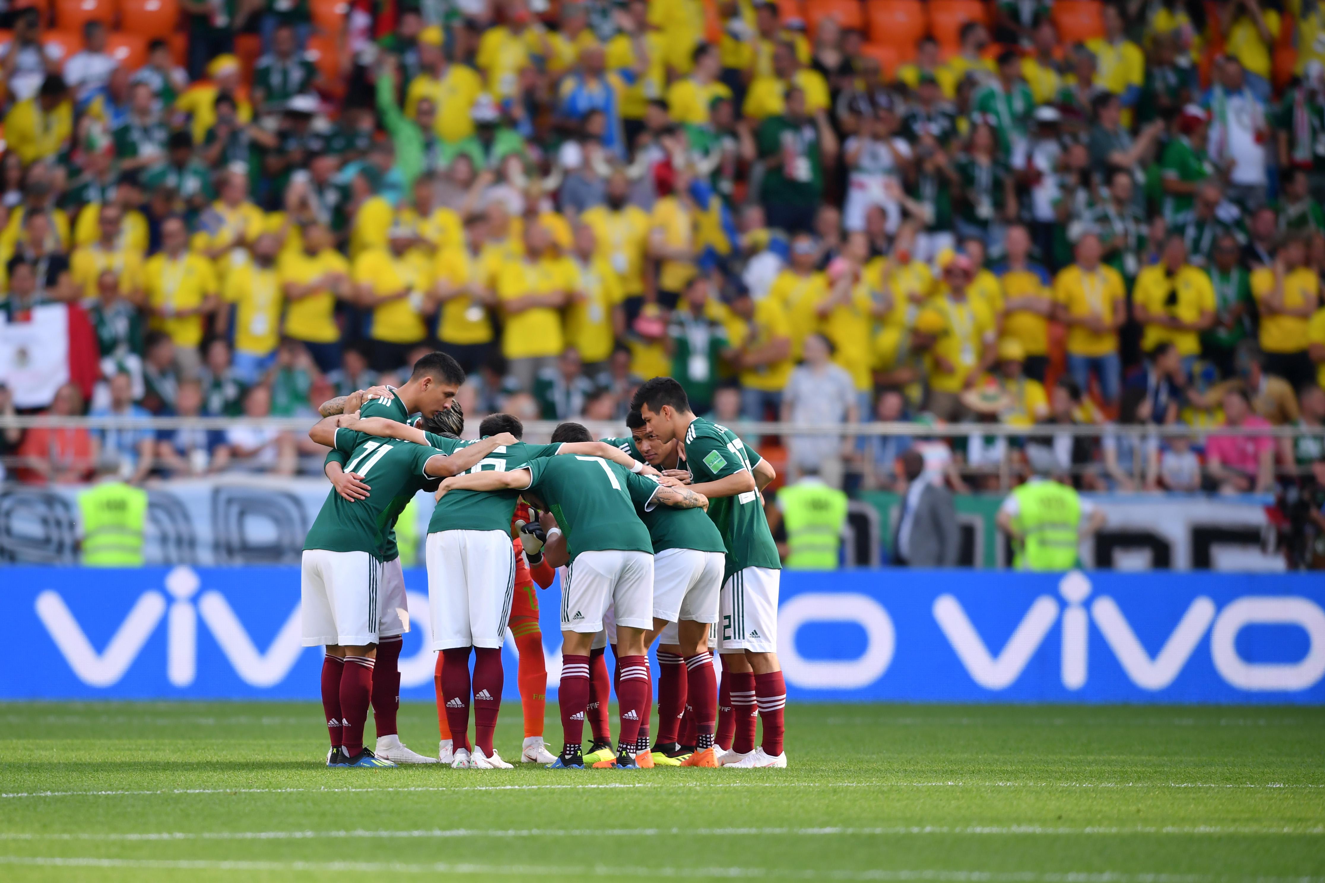 Selección Mexicana Rusia 2018