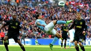 Manchester City Wigan Carlos Tevez FA Cup 13052013