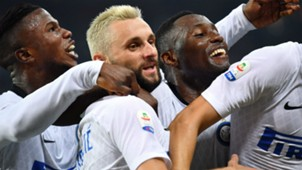 Brozovic Sampdoria Inter Serie A