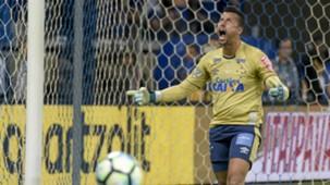 Fábio Cruzeiro Flamengo Copa do Brasil 27092017