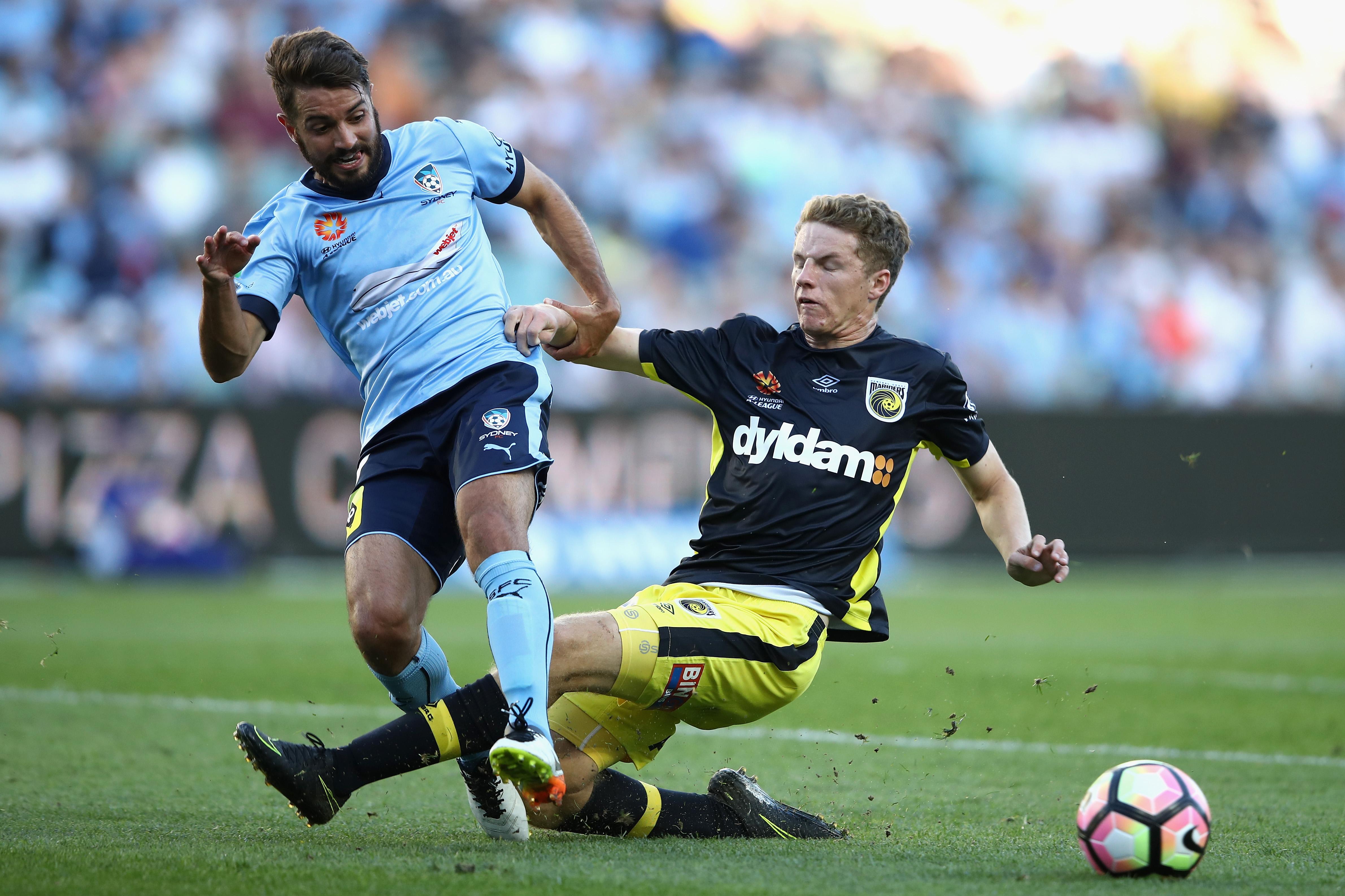 Michael Zullo Sydney FC