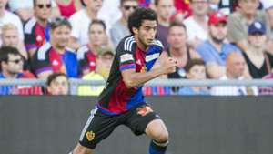 Omar Gaber FC Basel