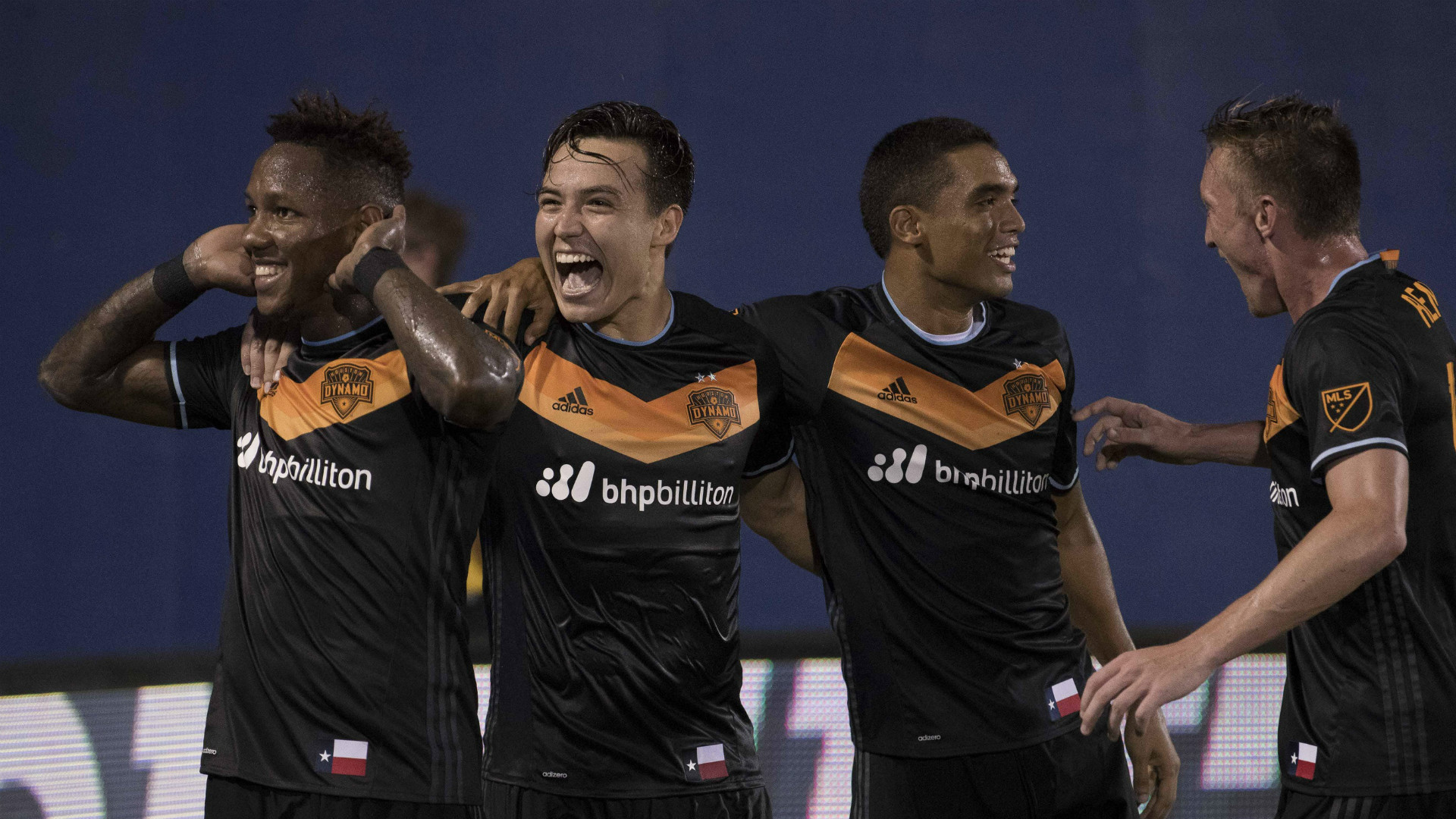 Erick Torres MLS Houston Dynamo 08232017