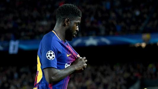 Samuel Umtiti über Den Fc Barcelona Ich Liebe Diesen Klub Goalcom