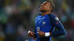 Kylian Mbappe Bulgaria France Wolrd Cup 07102017