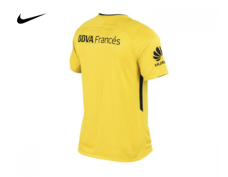 Camiseta alternativa Boca 14082017