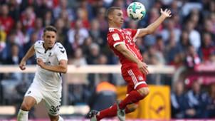 Joshua Kimmich Bayern München SC Freiburg 15102017