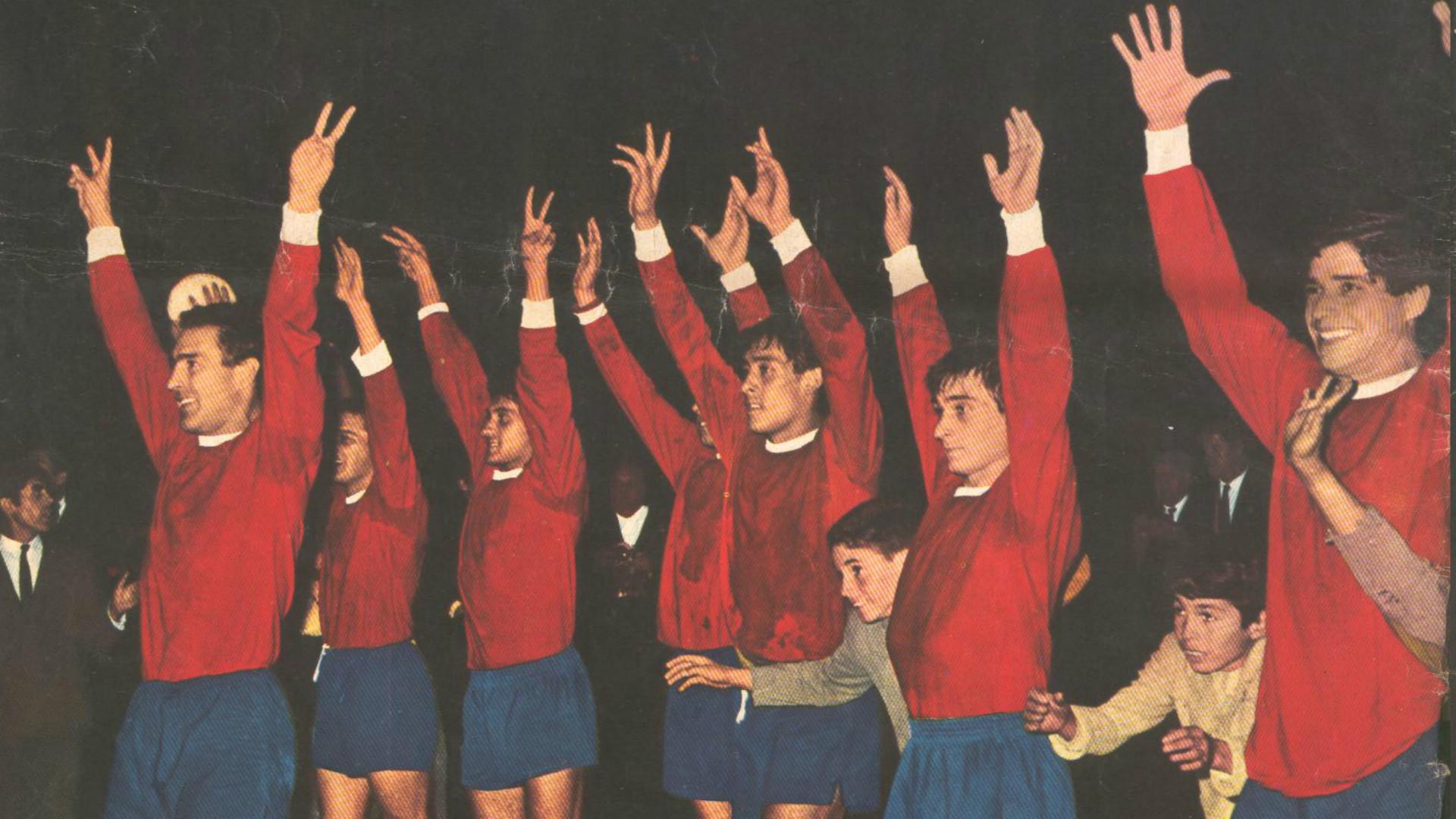 Independiente Copa Libertadores 1965